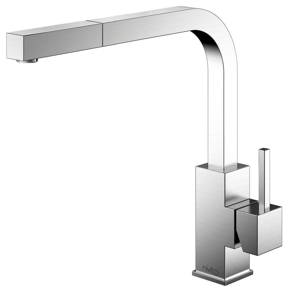 Stainless Steel Kitchen Tap - Nivito SP-300