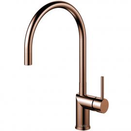 Copper Kitchen Mixer Tap - Nivito RH-150