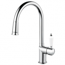 Stainless Steel Kitchen Tap Pullout hose - Nivito CL-200