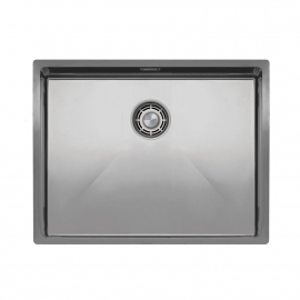 Stainless Steel Kitchen Sink - Nivito CU-550-B