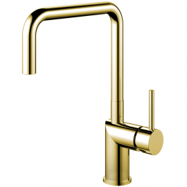 Brass/Gold Kitchen Tap - Nivito RH-360